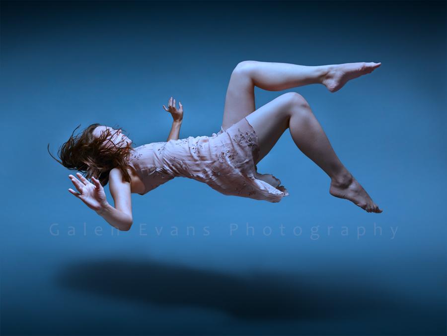 Final levitation image