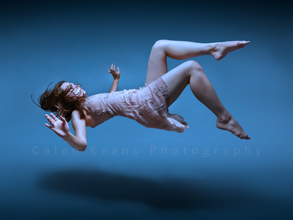 Levitation Photography Project